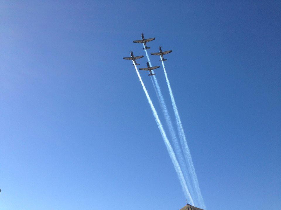 RSE airshow